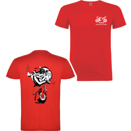 camiseta caravela